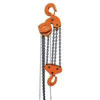 K 10001 Ręczna wciągarka łańcuchowa o udźwigu do 10 t UNICRAFT