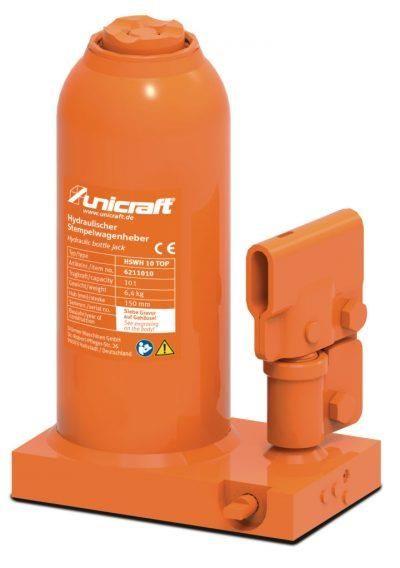 HSWH 10 TOP Hydrauliczny podnośnik samochodowy UNICRAFT