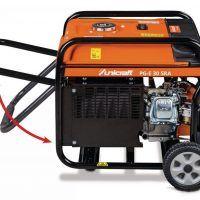 PG-E30 SRA  Agregat prądotwórczy UNICRAFT