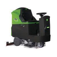 ASSM750 Automat szorująco-zbierający z siedziskiem CLEANCRAFT