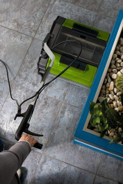 DWM-K 420 Szorowarka dwuwalcowa na wodę zimną CLEANCRAFT