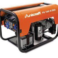 PG 500 X-SEA Agregat prądotwórczy UNICRAFT