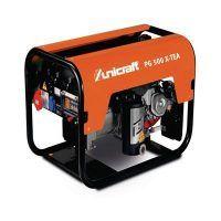 PG 500 X-TEA Agregat prądotwórczy UNICRAFT