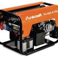 PG 800 X-TEA Agregat prądotwórczy UNICRAFT