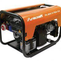 PG 800 X-TEA-54 Agregat prądotwórczy UNICRAFT