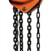 K 5001 Ręczna wciągarka łańcuchowa o udźwigu do 5 t UNICRAFT