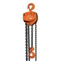 K 3001 Ręczna wciągarka łańcuchowa o udźwigu do 3 t UNICRAFT
