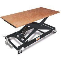 HT 600 LAP Jezdny stół podnośny nożycowy UNICRAFT