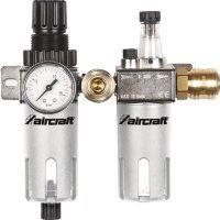 """Blok przygotowania powietrza 1/4"""" i 1/2"""" 12 bar AIRCRAFT"""