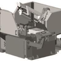 BMBS 230 x 280 CNC-G Automatyczna piła taśmowa do metalu METALLKRAFT