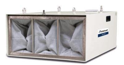 LFS 301-3 System filtrów powietrza otoczenia  HOLZKRAFT
