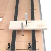 MAT 200 H Stół montażowo-roboczy do warsztatu HOLZKRAFT