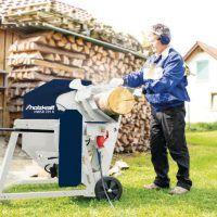 HWSR 701 K Pilarka tarczowa do cięcia drewna z napędem pasowym  HOLZKRAFT