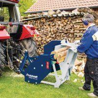 HWSR 701 Z K Pilarka tarczowa do cięcia drewna z napędem pasowym  HOLZKRAFT