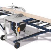 TKS-Z 400 Pilarka stołowa z obrotowym agregatem obróbczym HOLZKRAFT dla ciesielstwa