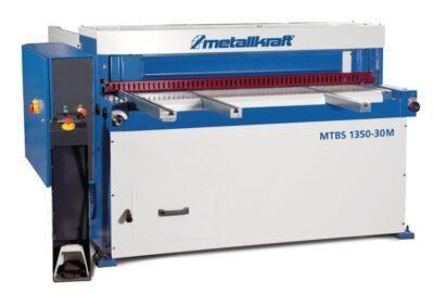 MTBS 1350-30 M Silnikowe nożyce do blachy arkuszowej (gilotyna) METALLKRAFT