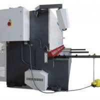 HTBS PRO  Hydrauliczne nożyce CNC do blachy arkuszowej METALLKRAFT
