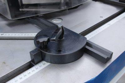 AKM 200-6 VP Hydrauliczna wykrawarka z stacją sterowania METALLKRAFT