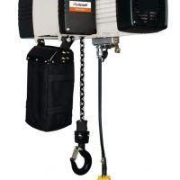 EKZT 503-2 Elektryczna wciągarka łańcuchowa z hakiem do 0,5 t  UNICRAFT
