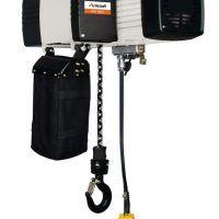 EKZT 1003-2 Elektryczna wciągarka łańcuchowa z hakiem do 1 t  UNICRAFT