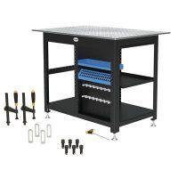 1200 x 800 x 850 mm Stół warsztatowy zestawem narzędzi A SCHWEIßKRAFT
