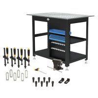1200 x 800 x 850 mm Stół warsztatowy zestawem narzędzi B SCHWEIßKRAFT