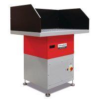 SRF Filter-Table Stół spawalniczy z odciągiem o dużej wydajności SCHWEIßKRAFT