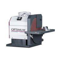 GB 305D Szlifierka tarczowa do obróbki powierzchni, krawędzi oraz łuków OPTIMUM / 400V