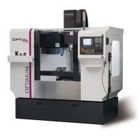 F80 Frezarka CNC OPTIMUM na sterowaniu SINUMERIK 808D ADVANCED