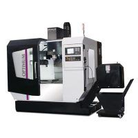 F 150E Frezarka CNC OPTIMUM na sterowaniu SINUMERIK 808D ADVANCED