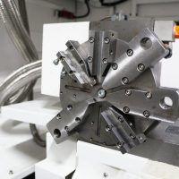 L 28HS Tokarka CNC OPTIMUM z płaskim łożem na sterowaniu SINUMERIK 828D ADVANCED