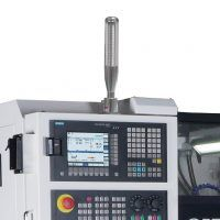 L 34HS Tokarka CNC OPTIMUM z płaskim łożem na sterowaniu SINUMERIK 808D ADVANCED