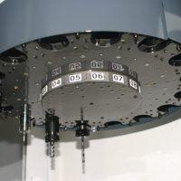 F 150HSC Frezarka CNC OPTIMUM z napędem bezpośrednim na sterowaniu SINUMERIK 828D z PPU 290