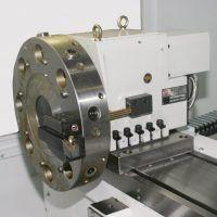 L 440 Tokarka CNC OPTIMUM z płaskim łożem na sterowaniu SINUMERIK 828D BASIC