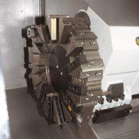 S 600 Tokarka CNC OPTIMUM z łożem skośnym na sterowaniu SINUMERIK 828D BASIC
