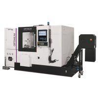 S 620L Tokarka CNC OPTIMUM z przeciwwrzecionem, skośnym łożem, na sterowaniu SINUMERIK 828D