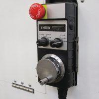 F 120X Wiertarko-gwinciarka o pełnych właściwościach frezarki CNC OPTIMUM na sterowaniu SINUMERIK 828D z PPU 290