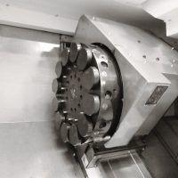 S 500 Tokarka CNC OPTIMUM z skośnym łożem na sterowaniu SINUMERIK 828D