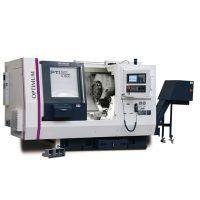 S 500L Tokarka CNC OPTIMUM z skośnym łożem na sterowaniu SINUMERIK 828D