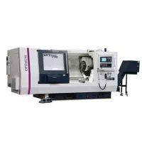 S 750 Tokarka CNC OPTIMUM z skośnym łożem na sterowaniu SINUMERIK 828D