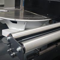 HMBS 340 CNC-DG-X Automatyczna dwukolumnowa pozioma piła taśmowa do metalu METALLKRAFT