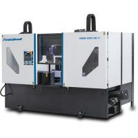 HMBS 5000 CNC X Automatyczna dwukolumnowa pozioma piła taśmowa do metalu METALLKRAFT