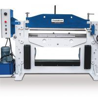 WPK 1250-32 Prasa krawędziowa mechaniczna METALLKRAFT