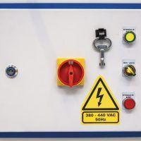 HBP 100 Hydrauliczna pozioma prasa gnąca z kontrolą NC METALLKRAFT