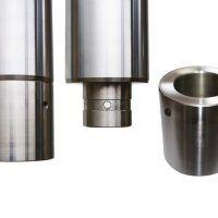 WPP 50 VH Warsztatowa prasa hydrauliczna z ruchomym cylindrem METALLKRAFT