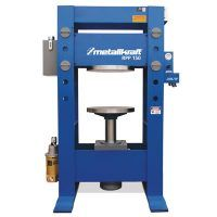 RPP 150 Hydrauliczna prasa warsztatowa METALLKRAFT