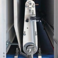 MBBS 610-11 R Szerokotaśmowa szlifierka do dokładnego szlifowania METALLKRAFT