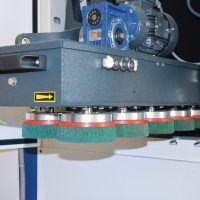 MBBS 1350-17 RX Szerokotaśmowa szlifierka do gratowania i dokładnego szlifowania METALLKRAFT
