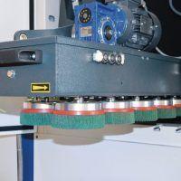 MBBS 1350-17 RXR Szerokotaśmowa szlifierka do gratowania i dokładnego szlifowania METALLKRAFT