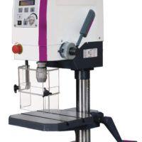 DX 17E Wiertarka stołowa z płynną regulacją oraz funkcją gwintowania  OPTIMUM / 230V